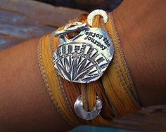 Interesting how, from a distance, part of a compass can look like a scallop shell. From Etsy