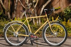 Ahearne Cycles 27.5 Dirt Tourer - The Radavist - by Cris Figueired♥