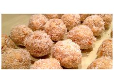 How to Make Apricot Coconut Balls