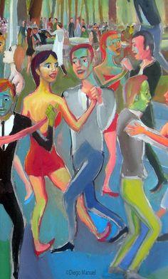 teaching the world to dance for 30 yrs Tango Art, Tango Dance, Jazz Dance Costumes, Salsa Dress, Tribal Belly Dance, Argentine Tango, Ballroom Dance Dresses, Salsa Dancing, Hindu Art
