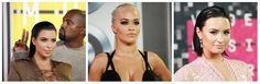 Saiba como fazer o penteado com efeito molhado que foi sucesso entre as celebridades no VMA 2015.