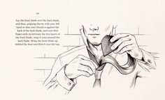 How to nail a tie dimple