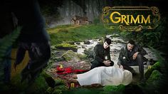 I'm learning all about Grimm  at @Influenster! @NBCGrimm