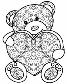 Fox Coloring Page, Cute Coloring Pages, Animal Coloring Pages, Coloring Pages For Kids, Coloring Sheets, Coloring Books, Elephant Colouring Pictures, Minecraft Coloring Pages, Detailed Coloring Pages