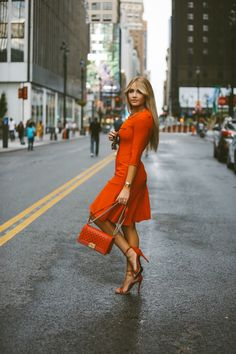 There is something about a red dress that will always get me. Wearing red can be such a powerful feeling and every woman should feel that w...