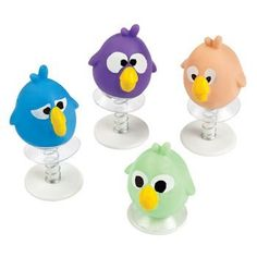 Crazy Bird PopUps  Spring  Novelty Toys  Games * Find out more about the great product at the image link. (This is an affiliate link) #PartyDecorations