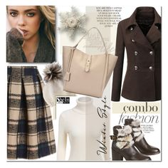 """""""SHEIN"""" by j-sharon ❤ liked on Polyvore featuring Manas, vintage, winterstyle and shein"""