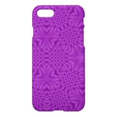 Purple abstract pattern iPhone 7 case - tap to personalize and get yours Abstract Pattern, Iphone Case Covers, Create Your Own, Purple, Viola