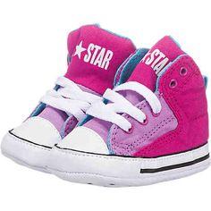 Magnifique Converse Chuck Taylor All star Hi Pink Foamrose
