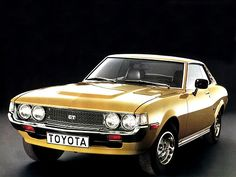 Toyota Celica GT Coupe (1976 – 1978).