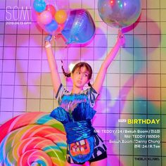 Photo album containing 4 pictures of SOMI J Pop, Kpop Girl Groups, Korean Girl Groups, Kpop Girls, Jeon Somi, Produce 101, Teaser, Mode Chanel, Birthday Photos