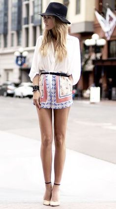 Casual street style - Love!