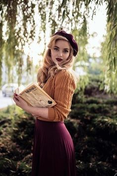 19 Chicas con estilo vintage que vas a querer seguir en Instagram