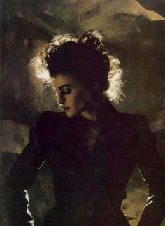 Helena Bonham Carter(I love this pic and her SO MUCH!)