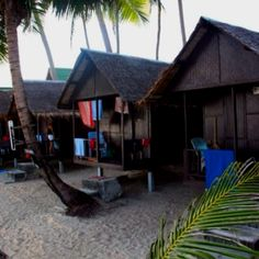 Thailand, Koh Samui Charlie's.