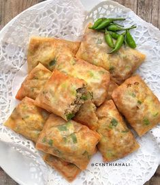 Dog Recipes, Asian Recipes, Snack Recipes, Dessert Recipes, Cooking Recipes, Indonesian Desserts, Indonesian Cuisine, Asian Desserts, Tastemade Recipes