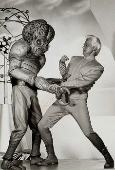 Publicity still from This Island Earth 1955 Do your #memories justice at http://www.saveeverystep.com #nostalgia