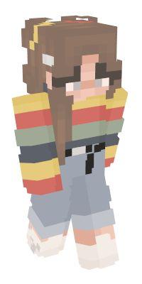 Minecraft Mädchen Skins, Minecraft Skins Aesthetic, Cool Minecraft, Minecraft Houses, Minecraft Ideas, Minecraft Hack, Minecraft Projects, Minecraft Furniture, Minecraft House Designs
