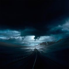 "Gorgeous series of photographs by Welsh creative director, film maker and photographer Andy Lee.  ""I"