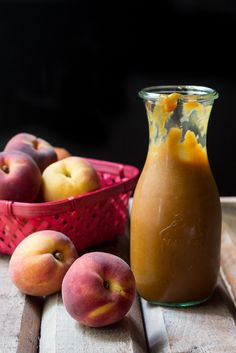 Peach Barbecue Sauce | stetted