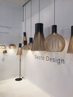 Secto design Petite friture Maison&Objet 2015