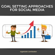 """Goal Setting Approaches For Social Media""- Setting the right goals for social media marketing is critical to ensure that the effort put in by the company is going in the right direction, and money is spent wisely. Unless the goals are set accurately, the strategies adopted for achieving those will be faulty and will yield no results.To read more click here:https://goo.gl/6xwTLK #SocialMediaMarketing #Goal #Approaches"