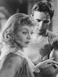 Siempre he confiado en la bondad de los desconocidos. Un tranvía llamado Deseo (1951)