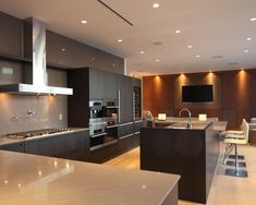 Our Favorite Modern Kitchens From Top Designers Hgtv Top