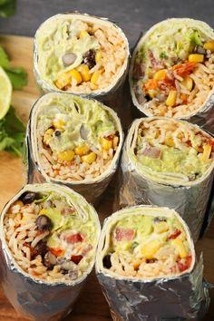 High Protein Vegetarian Recipes, Vegan Foods, Vegan Dishes, Healthy Recipes, Vegetarian Meals, Healthy Protein, Vegetarian Italian, Healthy Food, Vegetarian Options