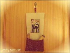 Spot The Cat by La-D-Da (Stitching Basket)