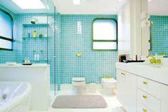 DIY Decoração: Decorando banheiros