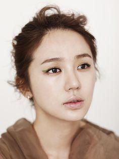 Yoon Eun-hye.