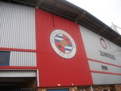 Reading FC: Madejski Stadium: 2009