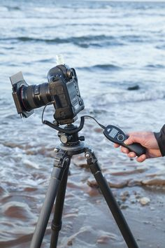 How to set up your camera for long exposure photography: step 2