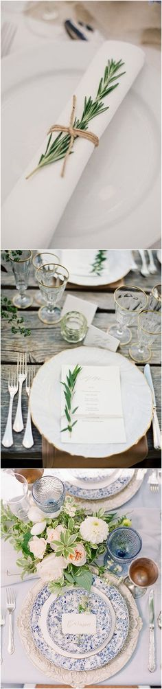 Wedding    Decorations » Top 26 Most Shared Wedding Table Setting Ideas on Pinterest    » ❤️ More:    http://www.weddinginclude.com/2017/10/most-shared-wedding-table-setting-ideas-on-pinterest/