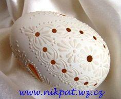 Vrtaná vajíčka | Stránky o tvoření všelijakém