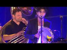 La Notte della Taranta 2012 - Antonio Castrignanò - YouTube