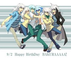 Tags: Yu-Gi-Oh!, Yami Bakura, Bakura Ryou, Pixiv Id 307194, Yu-Gi-Oh! Duel Monsters
