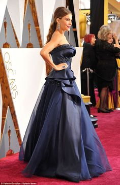Lovely layers:The full skirt was made with light silk which was voluminous but moved with...