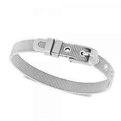Bratara inox 8 mm latime model plasa-big Belt, Accessories, Fashion, Belts, Moda, Fashion Styles, Fasion, Ornament