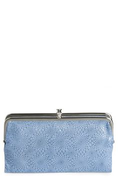 Hobo 'Lauren' Embossed Double Frame Clutch available at #Nordstrom