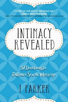 Intimacy Revealed Cover