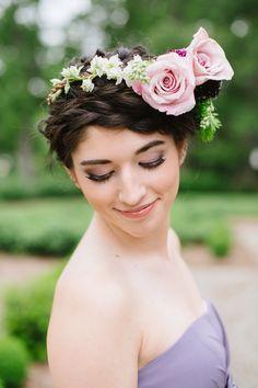 Woodland Romance. Photography: Natalie Franke - nataliefrankephotography.com