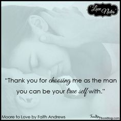 *~*Love Note: Lane to Leni – Moore to Love by Faith Andrews*~* | True Story Book Blog