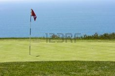 View From Torrey Pines Golf Course In San Diego California Stock ...