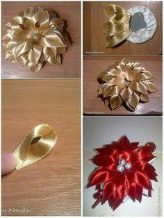 Aprender a hacer flores de tela DIY es siempre muy útil, ya que estas pequeñas creaciones son adecuados para muchos usos decorativos. Una pieza central original, una decoración especial para nuestr…
