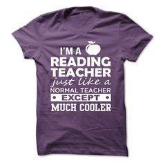 READING TEACHER - COOLER TSHIRT T Shirt, Hoodie, Sweatshirt