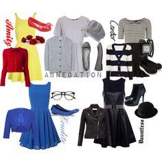 Fashion u003e Divergent outfits u003e  sc 1 st  Pinterest & Divergent Faction | Divergent /