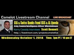 Scott Bennett : CIA,