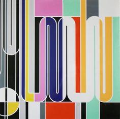 Geigy (Clips) von Sarah Morris bei artax.de - Kunst, Künstler, Kunsthandel